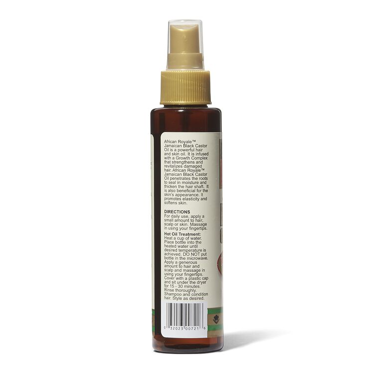 African Royale Jamaican Black Castor Oil