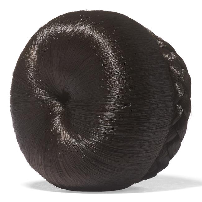 Brown Donut Bun