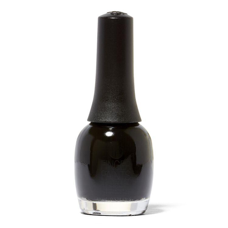 Black Expressionism Nail Color