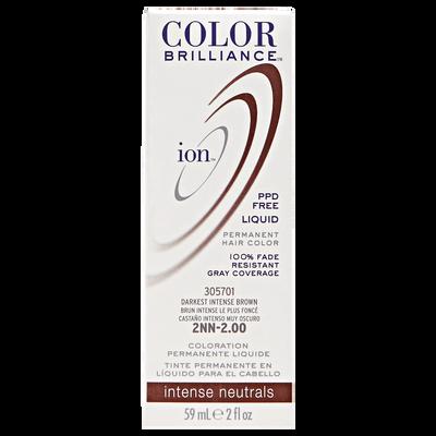 Intense Neutrals Permanent Liquid Hair Color