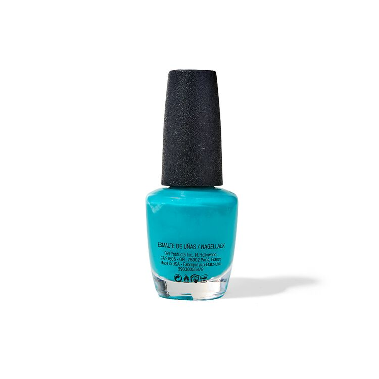 Neon Nail Lacquer Dance Party 'Teal Dawn