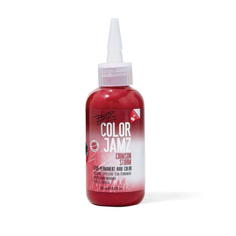 Crimson Storm Semi Permanent Hair Color