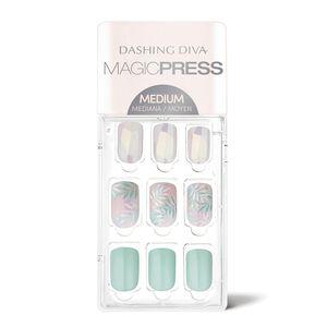 Magic Press on Nails Stay Palm - Medium