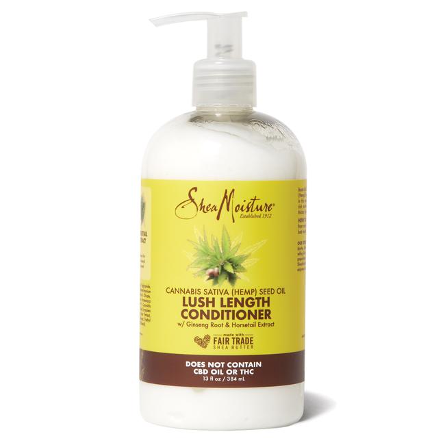 Cannabis Sativa (hemp) Seed Oil Lush Length Conditioner