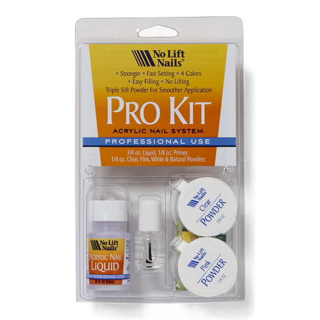 Acrylic Mini Nail Kit