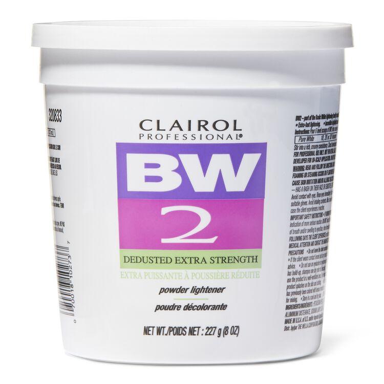 BW2 Powder Lightener 8 oz.