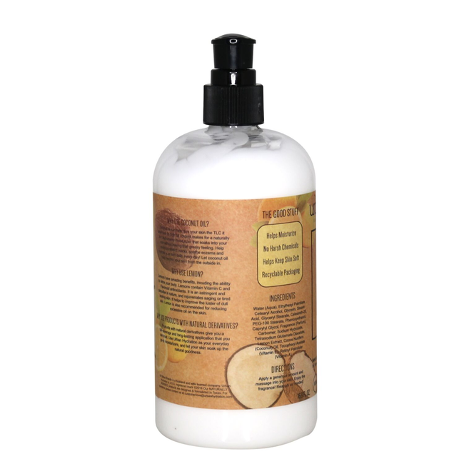Lemon Extract Body Lotion
