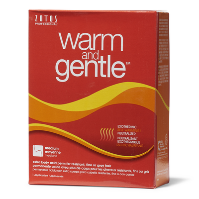 Warm & Gentle Extra Body Perm