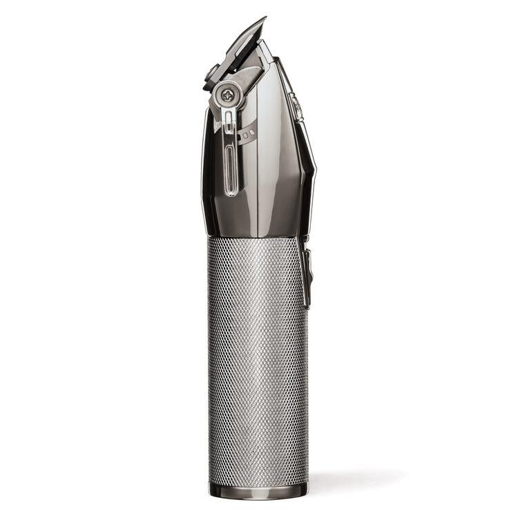 Metal Cordless Clipper Silver