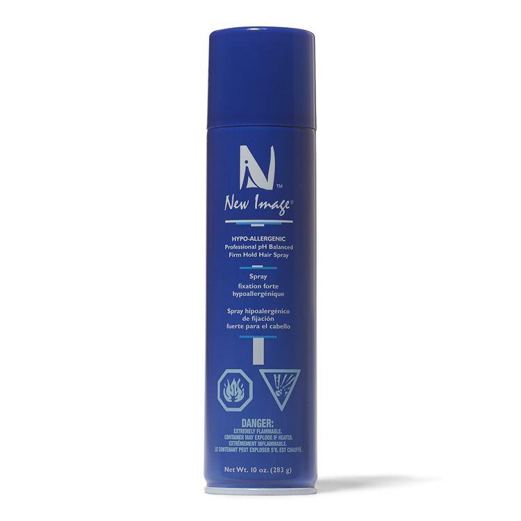 Hypo-Allergenic Hair Spray