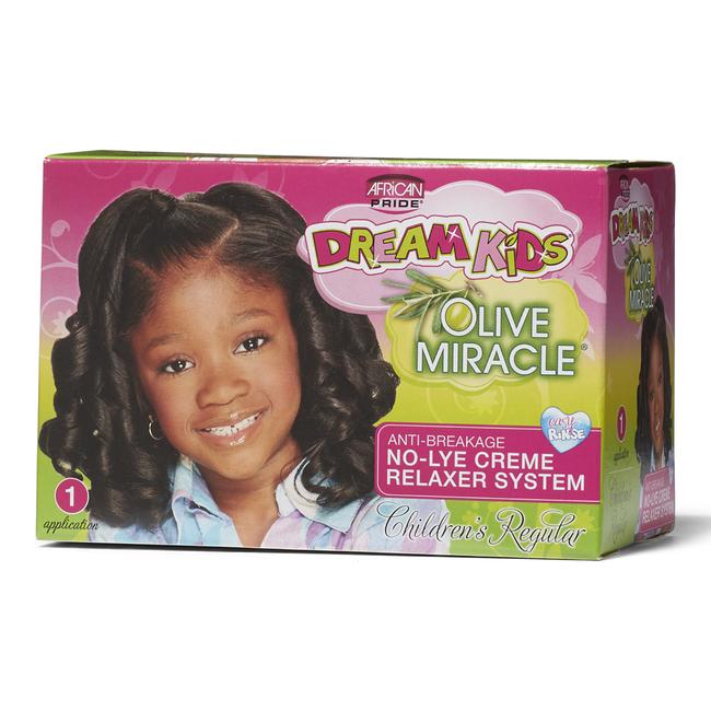 Olive Miracle Regular Relaxer Kit