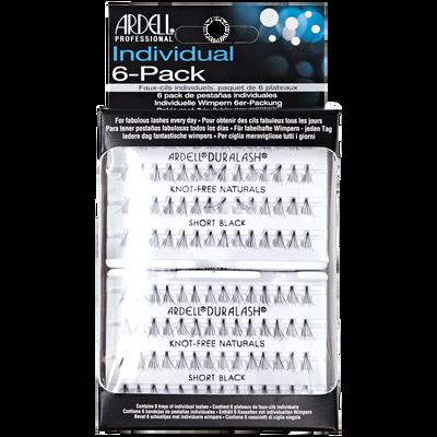 Individual 6 Pack Short Lashes