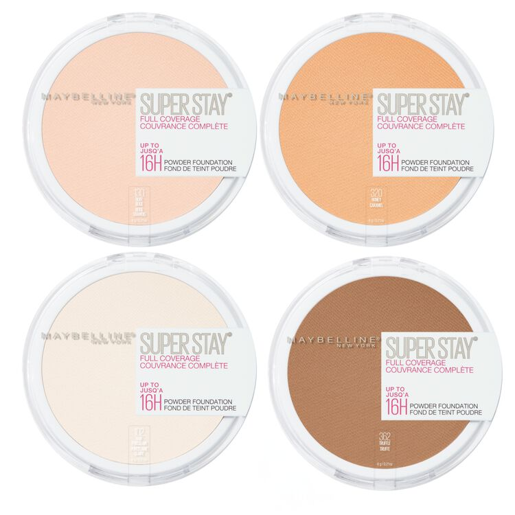 Super Stay Full Coverage Powder Foundation