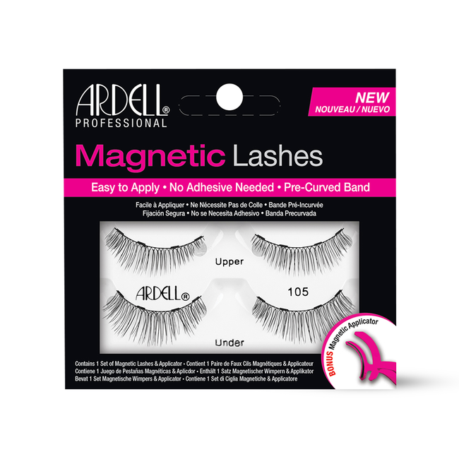cbddb3643ae Ardell Natural 105 Magnetic Lash | Eye Makeup | Sally Beauty