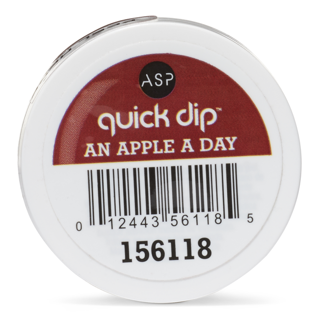 Quick Dip Powders An Apple A Day