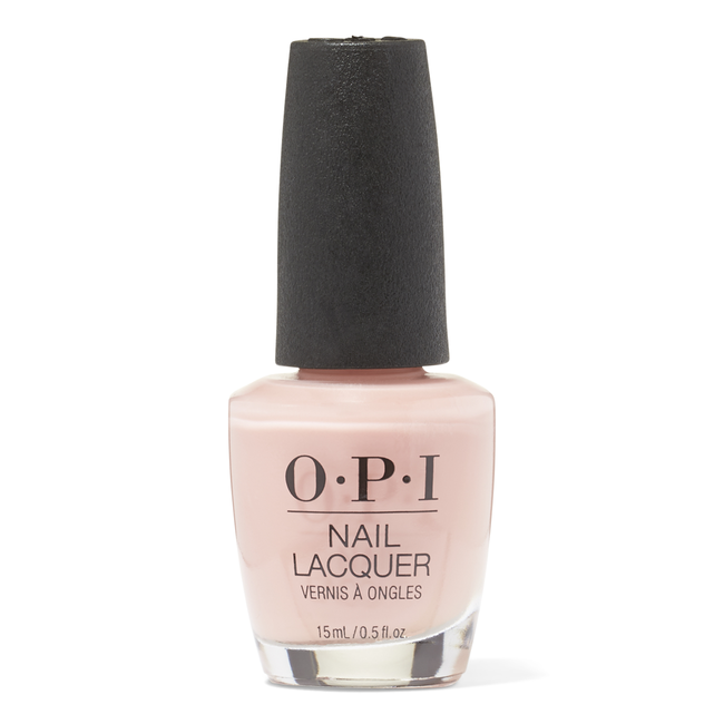 Cotton Candy Satin Fingernail Polish: OPI Nail Lacquer
