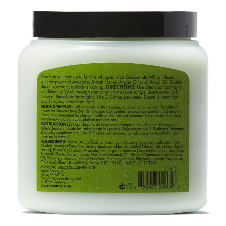 Guacamole Whip Deep Moisture Hair Mask