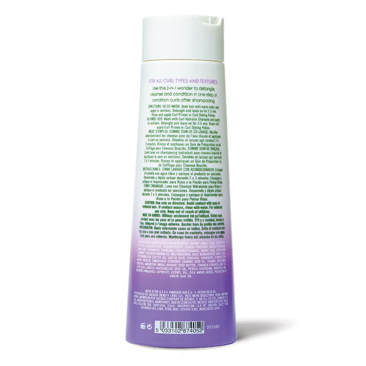 Curl Co-wash & Conditioner