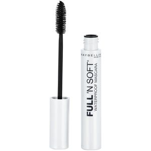 Full 'N Soft Waterproof Mascara Very Black