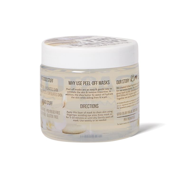 Nourish & Rehydrate Castor & Shea Peel-Off Face Mask