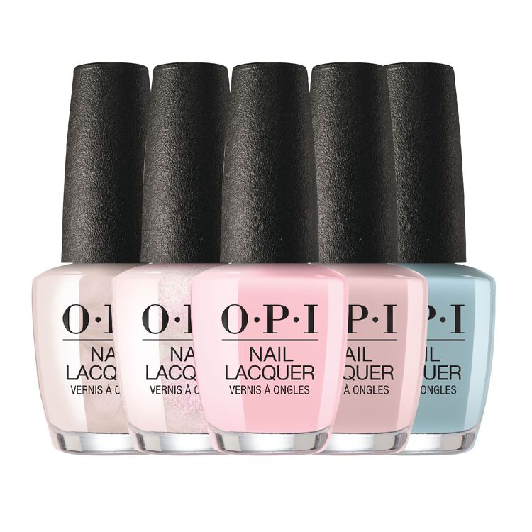 Always Bare for You Nail Lacquer Collection
