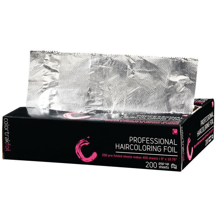 Colortrak Pre-Cut Foil Sheets 200 Count