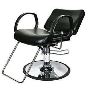 Niki All Purpose Chair With Chrome Base
