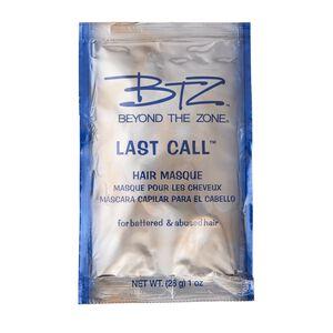 Last Call Hair Masque Packette