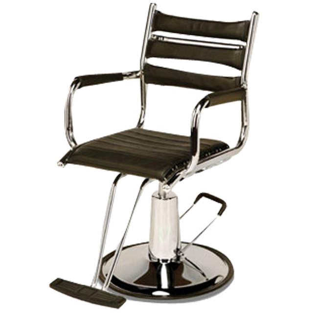 AR-A046-B Addison Styling Chair with Round Base