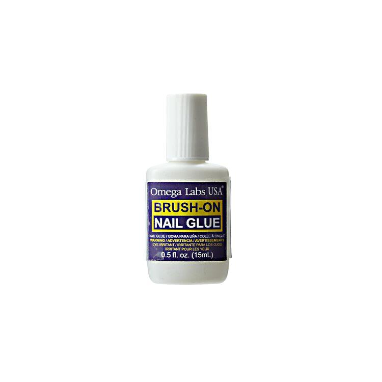 Brush-On Nail Glue