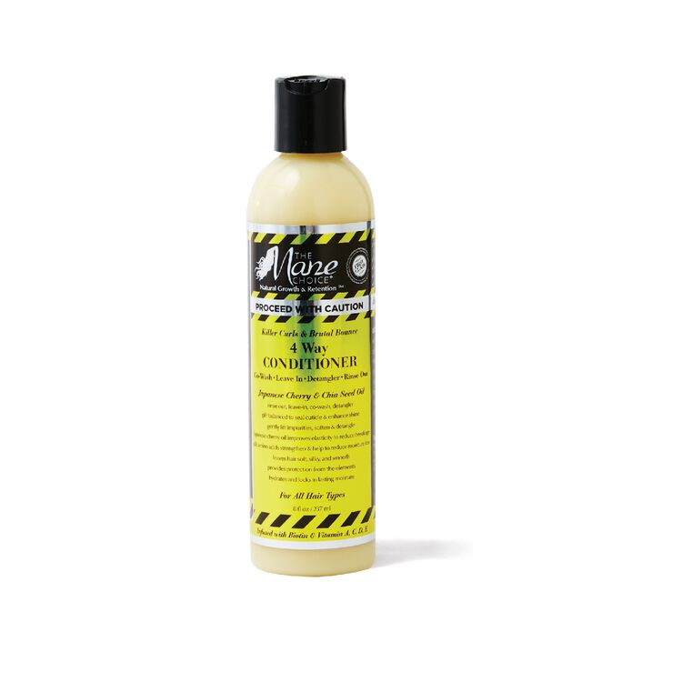 Proceed With Caution Killer Curls & Brutal Bounce 4 Way Conditioner