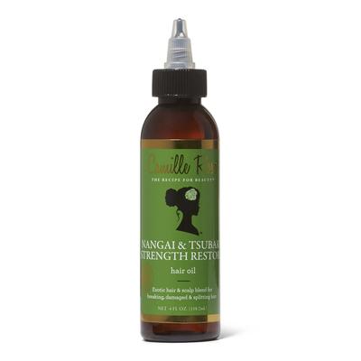 Nangai & Tsubaki Strength Restore Hair Oil