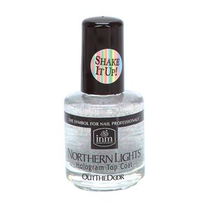 Northern Lights Hologram Top Coat