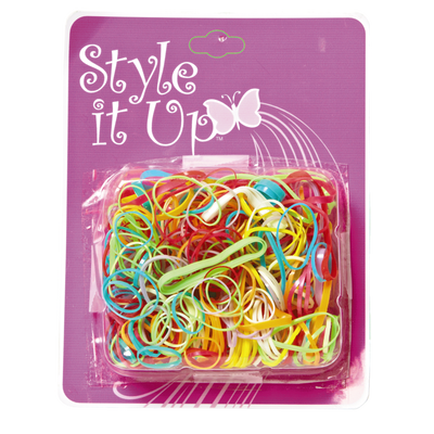 Children's Color Gummie Elastics