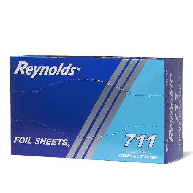 711 Hair Foil Sheets