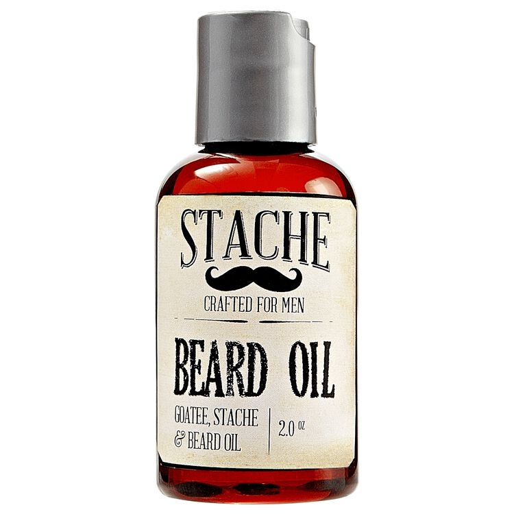 Stache Beard Oil
