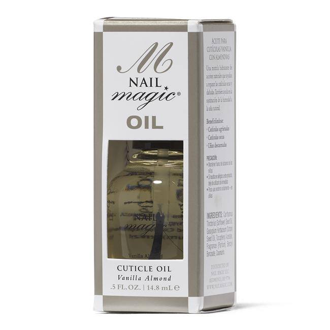 Vanilla Almond Cuticle Oil