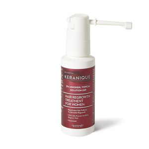 Hair Regrowth Treatment with Minoxidil 2% Precision Sprayer