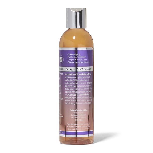 Peach Black Tea Anti-Shedding & Intense Volume Therapy Shampoo