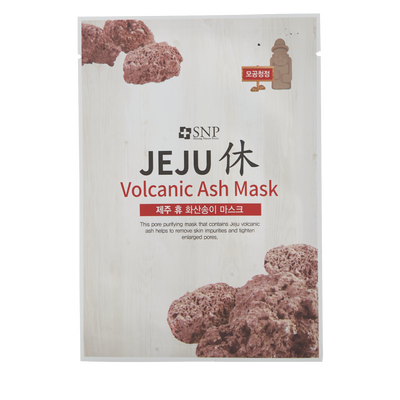 Jeju Rest Volcanic Ash Mask