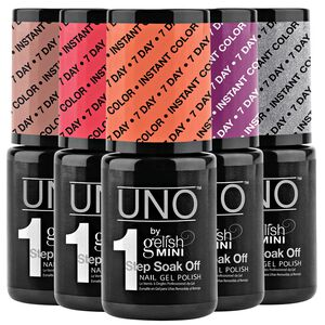 UNO 1 Step Soak Off Gel Polish