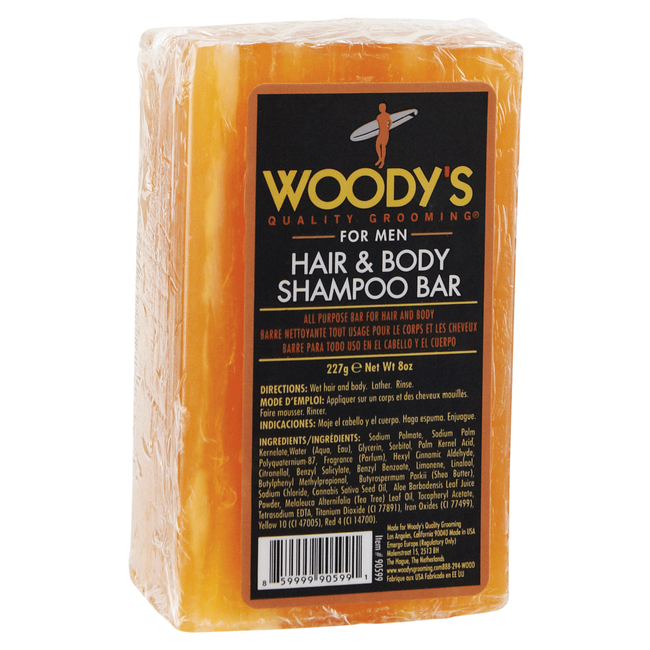 Hair & Body Shampoo Bar