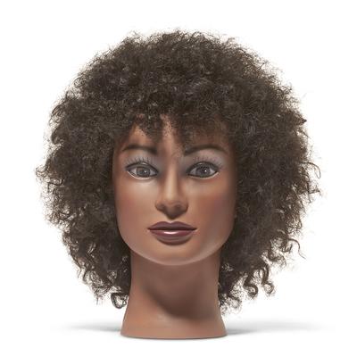 Miss Michelle Afro Manikin Head