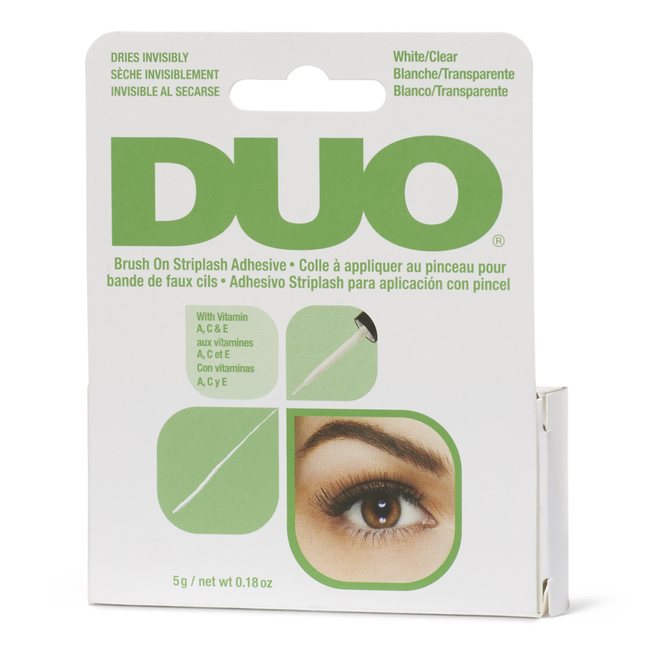 542737619b4 Duo Brush On Clear Adhesive. by Ardell