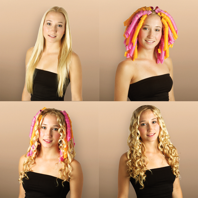 Curlformers® Spiral Curls Top-Up Pack for Extra Long Hair