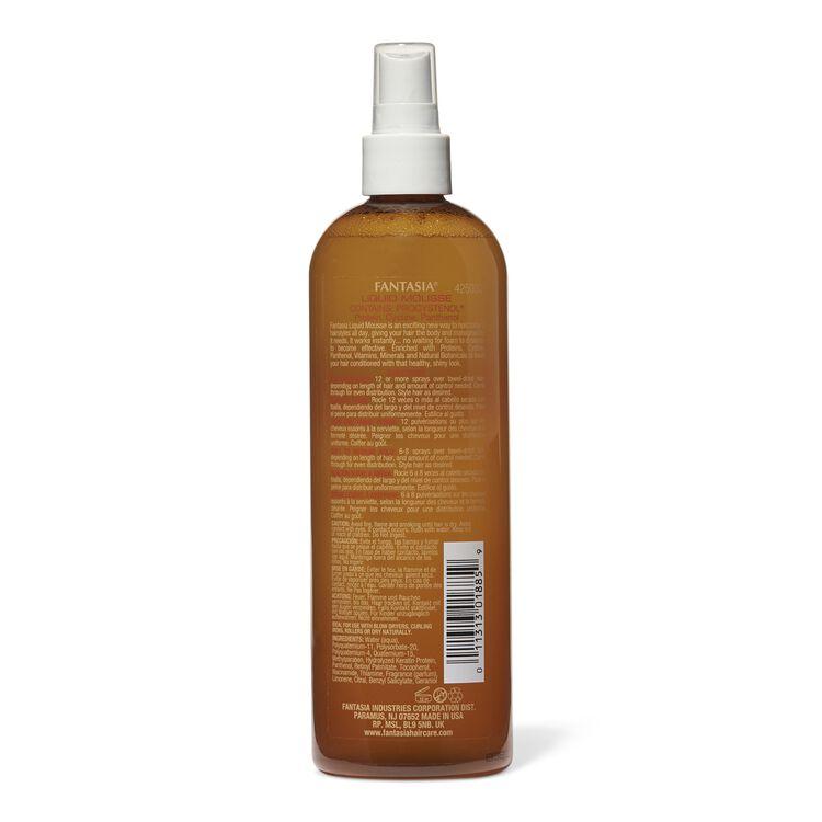 Spray on Liquid Mousse