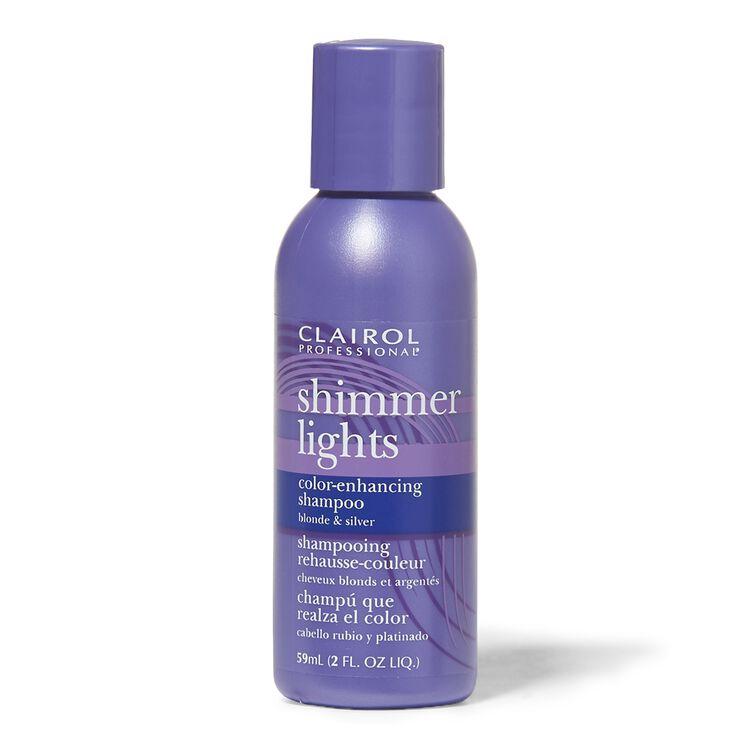 Shimmer Lights 2oz Travel Size Shampoo