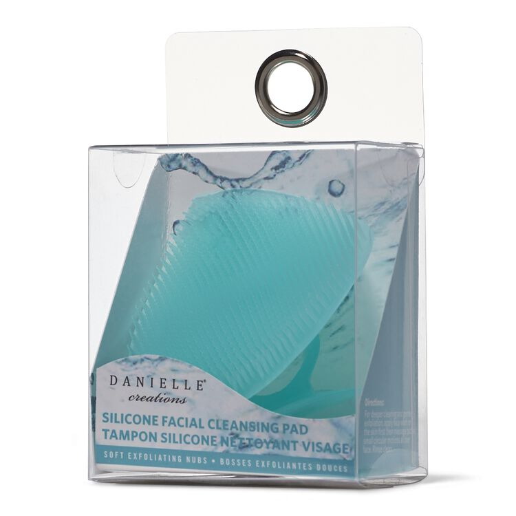 Assorted Silicone Facial Cleansing Pad