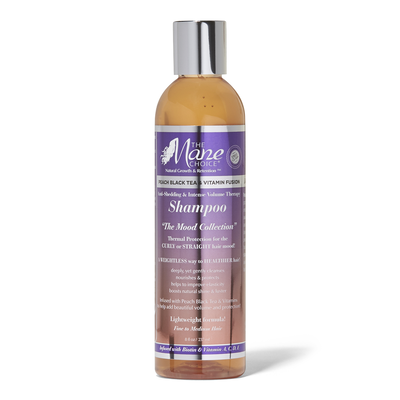 Peach Black Tea Anti-Shedding & Intense Volume Therapy Shampoo