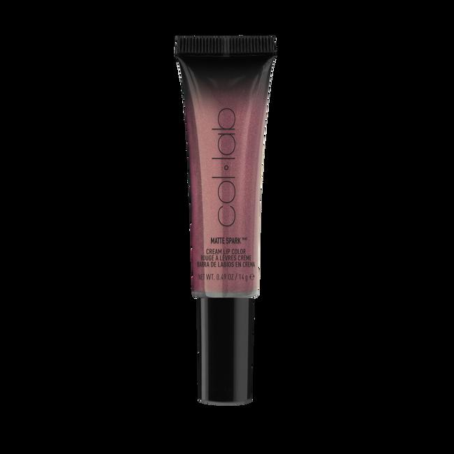 Matte Spark Cream Lip Color - Pop Bubbly